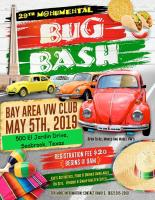 29th Annual Monumental Bug Bash
