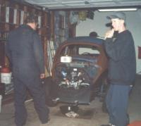 1960 Vw Bug Blue