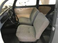 New Interior, Seats & Door Panels