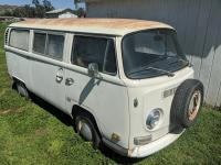 1970 Riviera Camper