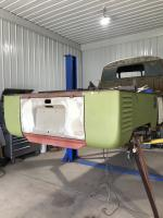 1957 single cab rebuild