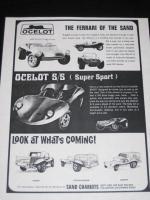 Ocelot & Ocelot S/S Buggy Ad