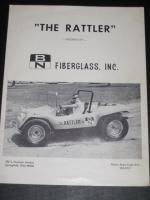 The Rattler Buggy Brochure