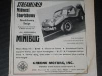 MINIBUG Buggy Ad