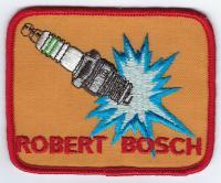 Vintage Robert Bosch Patch