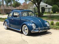 1960 Indigo Blue Ragtop