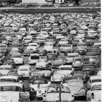 cool parking lot
