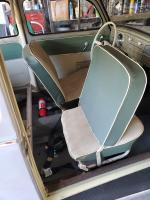 Restiched OG seats