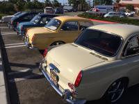 Type 3 lineup at H20 Neg Meet in Long Beach CA