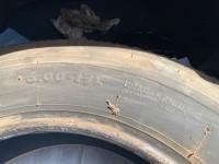 "1968 Karmann Ghia Coupe ""Spare"" Tire and Rim"