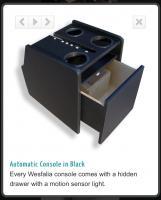Rhino design spice rack & shifter console