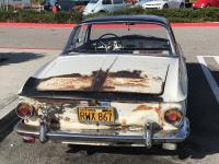 H2O Negative VW Squadron April 2019 Meet In N Out Burger Signal Hill Type 3 34 Ghia Cal Look Slammed Narrowed Fuchs Earlies Original Paint