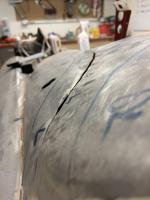 Poor weld repair