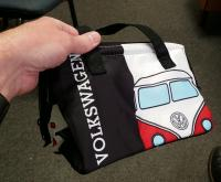 Small VW lunchbag (birthday gift from my mom)