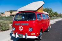 1970 VW Campmobile