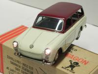 Bandai VW 1500 Squareback in box