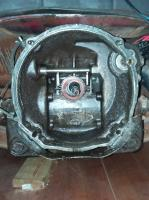 Transmission rod and clutch bearing