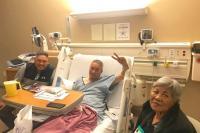 Help John Maxwell's Stroke Recovery!