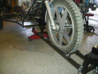 VW trike tow bar