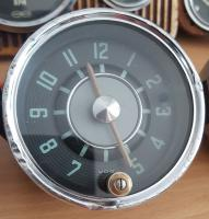 VDO 8 day 80mm clock. 7-57 dated.