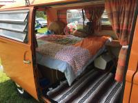 HoboBus 73 orange bus westy weekender