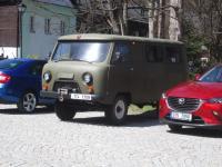 Russian van
