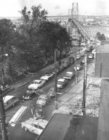 1962 Traffic Jam, Halifax, Nova Scotia