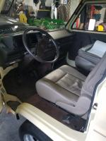 Vanagon town and Country seats