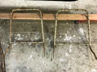 Ghia Seat Frames