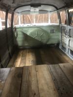 Camper Floor