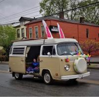 Frankfort Ave Easter Parade