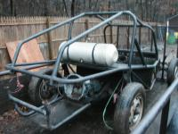 rail buggy