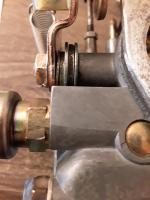 Solex 30 PICT-3 throttle washers