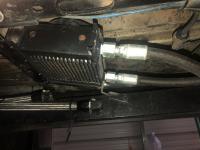 Transaxle Oil Cooler