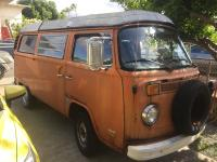 Clementine the 1973 T2 Campmobile
