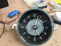 Ghia VDO Kienzle Clock 1965