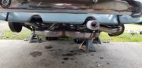 CSP EVO Exhaust install