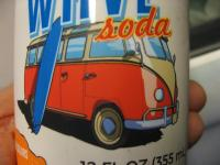 Wave Soda logo