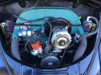 1600 DP, Dual Webber, stock filler