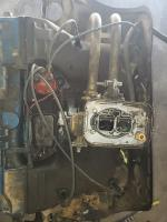 Vw bus engine disassembly