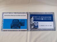 VW Original Log Books