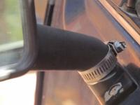 Vanagon floppy mirror fix