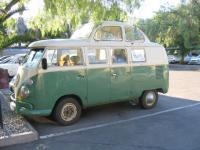 Beetle on Bus