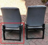 vanagon jumper seat frame