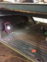65 single rear treasure chest floor
