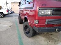 New mefro wheel fitment