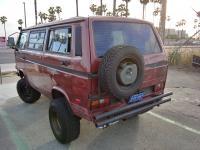 Custom rear rims