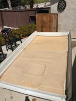 poptop restoration paint cracks