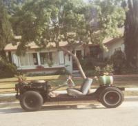 my grandpa/uncle's vintage dune buggy