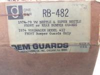 GEM bumper guards